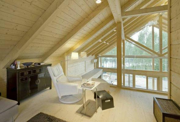 construcción de hoteles de madera