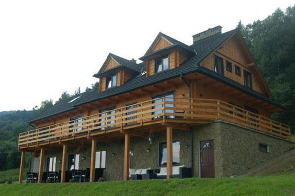 hoteles de madera eficientes