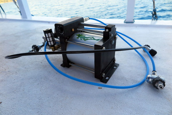 Booster Tech Diving, TidakApa'Pa Liveaboard