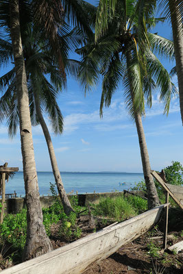 View from Lambego South Sulawesi Tidak Apa'Pa Liveaboard CCR Diving