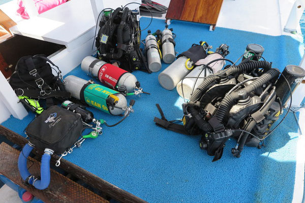 CCR Diving TidakApa'Pa Liveaboard