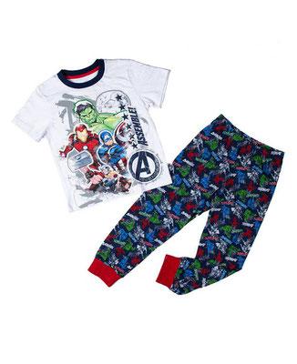 Pijama Avengers     Talla: 6   Precio: $21,00