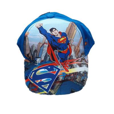 Gorra Superman  Talla: U    Precio: $12,00