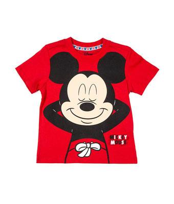Cammiseta Mickey roja    Talla: 3    Precio: $11,00