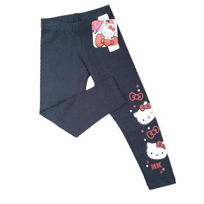 Leggins niña Hello Kitty             Tallas: 4, 8         Precio: $11,00