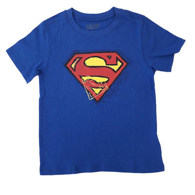 Talla:  12         PRECIO: $10          PRENDA: CAMISETA SUPERMAN