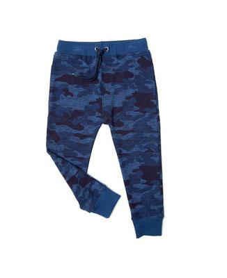 Jogger niño militar azul          Tallas: 6, 8, 10         Precio: $20,00