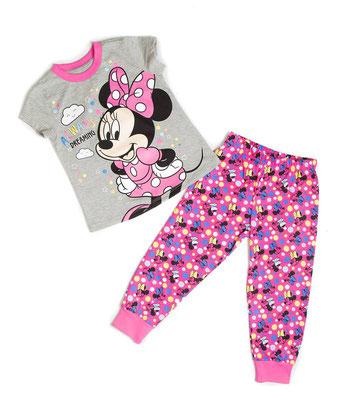 Pijama niña Minni Mouse               Tallas: 5          Precio: $18,00