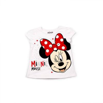 Camiseta Minnie  Talla:  5       Precio:$11,00