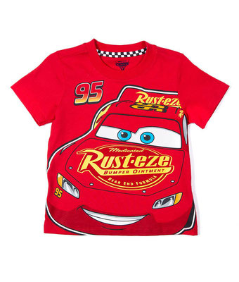 Camiseta bebito Cars               Talla: 2         Precio: $12,00
