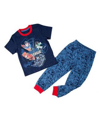 Pijama Liga de la Justicia  Talla: 8    Precio: $21,00