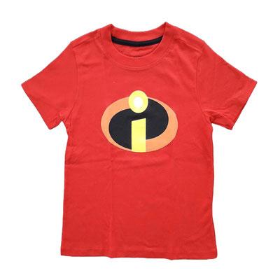 Camiseta los increíbles Talla: 4          Precio $10,00