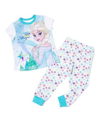 Pijama niña Frozen               Talla: 10          Precio: $19,00