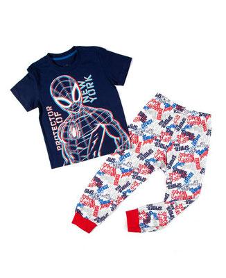 Pijama Spiderman  Talla: 10    Precio: $21,00