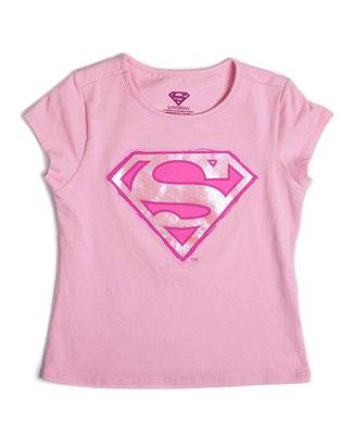 Tallas: 8 – 10                    PRECIO: $9,00             PRENDA:  CAMISETA SUPERMAN NIÑA
