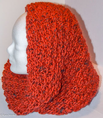 Scharfer Schal oder Loop