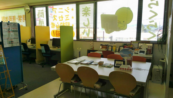 パソコン教室内観2