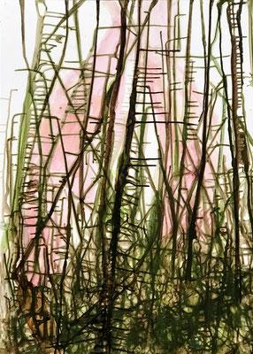 Detailblatt 70 x 100cm Kleines All