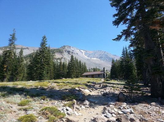 Wundervolle Wanderung zur Ski Hütte