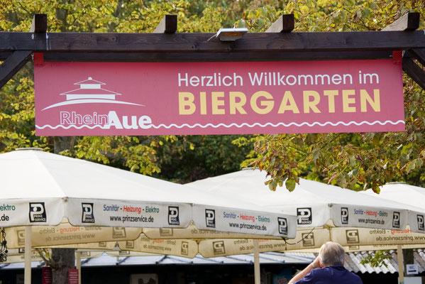 Biergarten Rheinaue Bonn Six8tyone Big Band