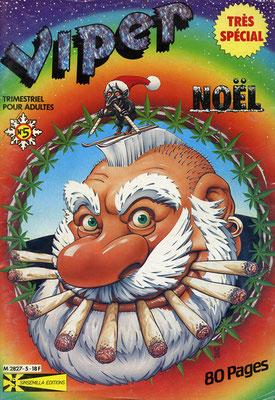 N°5, couverture de Voss