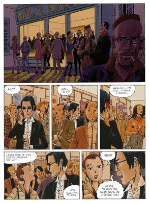 Collectif Vampires Carabas, 2001 - Page 1