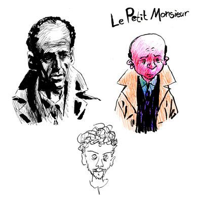 Le Petit Monsieur, etc.