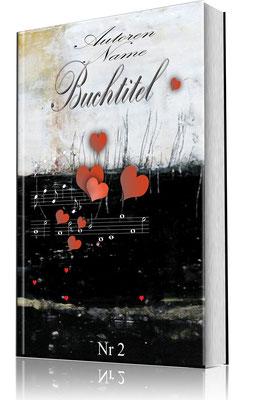 Cover - mit Herzen - 2 kaufen - mit Textänderung 80 € - Änderungen möglich nach Absprache