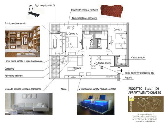 Progetto Cassettiera In Legno.Arredamento Appartamento Benvenuti Su
