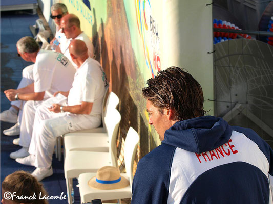 Camille Lacourt Open de France de natation 2016 Vichy