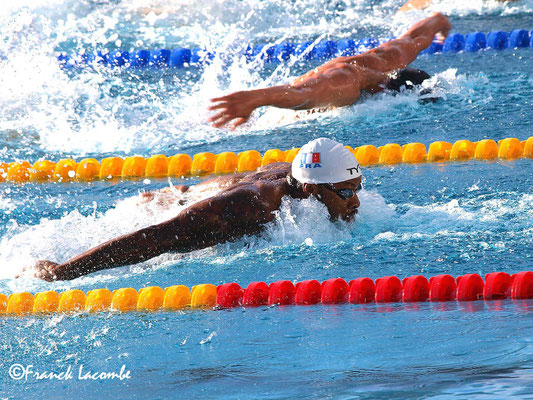 Mehdy Metella Open de France de natation 2016 Vichy
