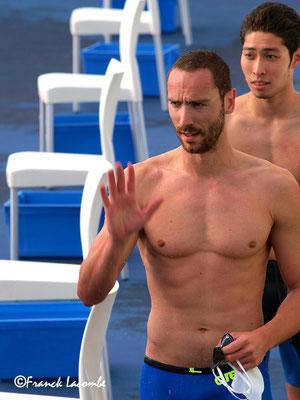 Jérémy Stravius Open de France de natation 2016 Vichy