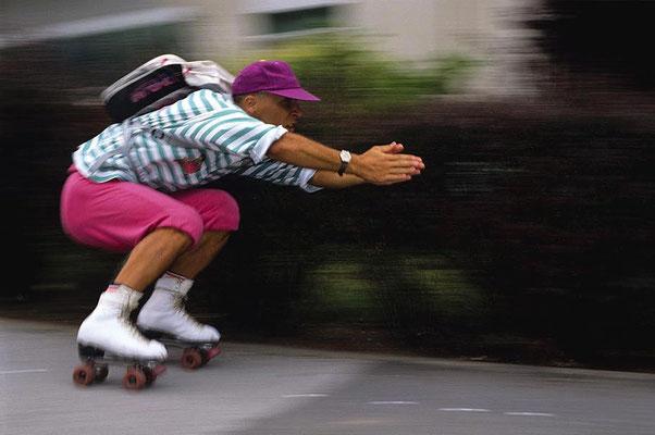 Roller Skate Vintage Contest