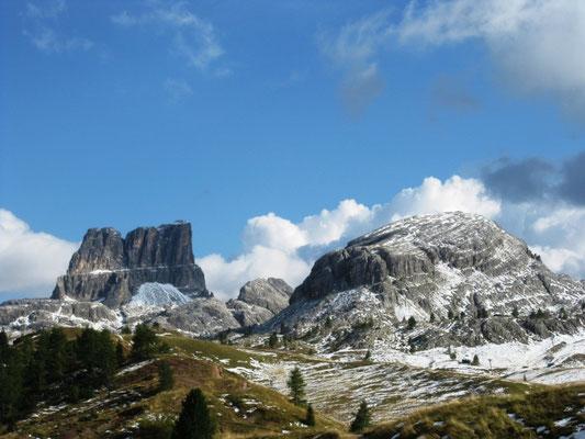 Einfach unvergleichlich: Die Dolomiten