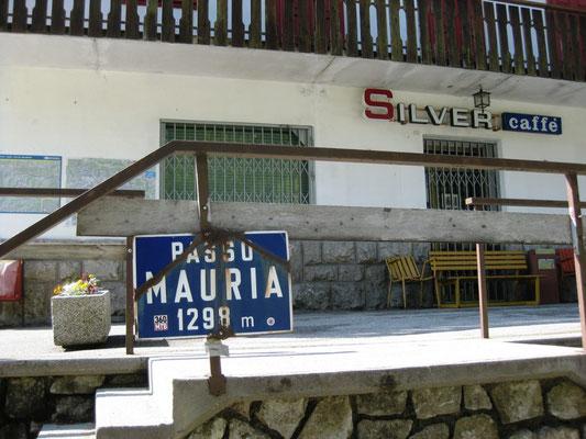 Passo di Mauria - von Italiener gern gefahren - anderen oft unbekannt