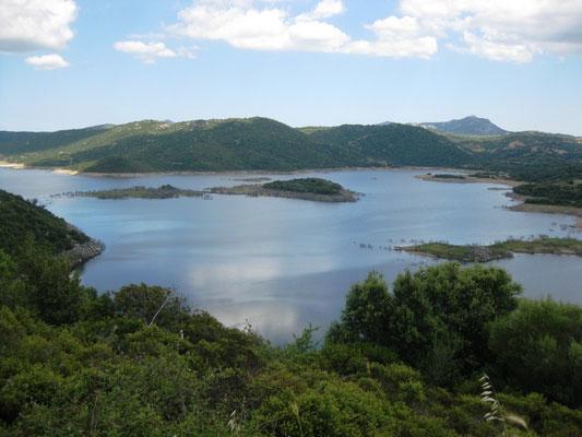 Der Lago di Liscia
