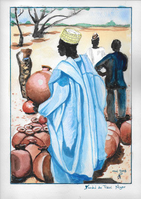Niger mai 2018