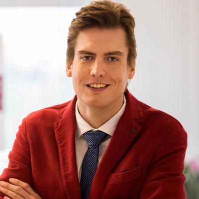Herr Maximilian Mantz / Grundlagen zur Digitale Organisation & Richtige Organisation zum Digitalen Unternehmen