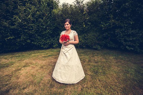 comment faire un patron de robe de mariée