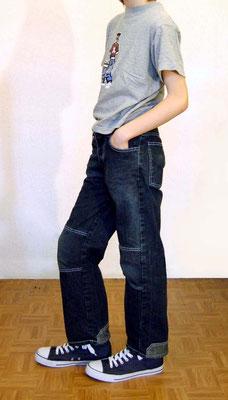 comment faire un jean garçon