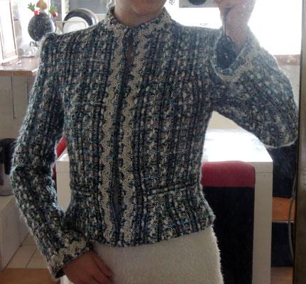 Comment faire une veste Chanel