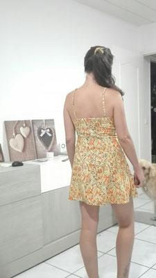 comment tracer le patron d'une robe