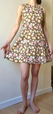 comment faire un patron de robe simple