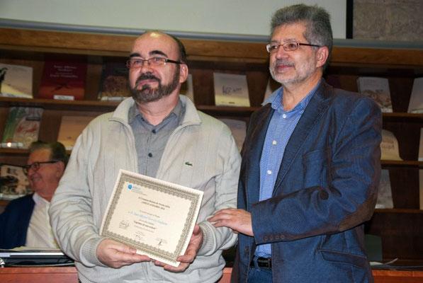 Entrega Premio novela Adan 2014