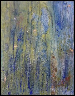 Algen , 40 x 50 , 2014