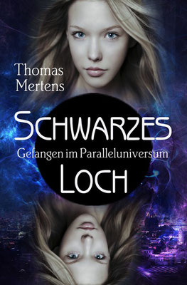 Covervorschlag: Schwarzes Loch