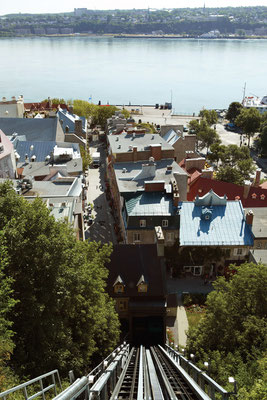 Québec City © Québec City Tourism, Canadian Tourism Commission