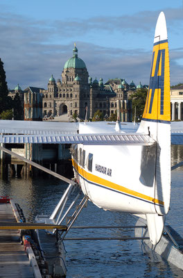 The Gulf Islands Mail Run – Harbour Air Seaplanes © Tourism Victoria