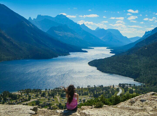 Waterton Lakes National Park, © Amanda Dias @aminniedee