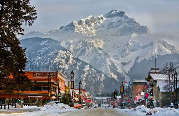 © Canadian Tourism Commission, Banff Lake Louise Tourism